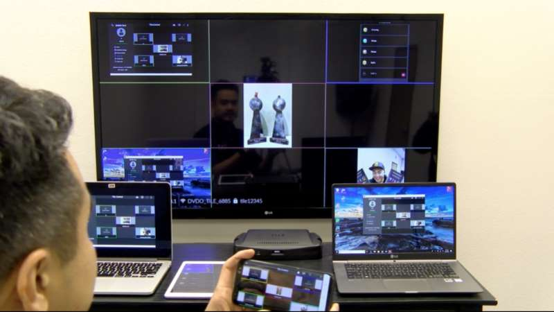 Dvdo Tile The Ultimate Collaboration Tool For Any