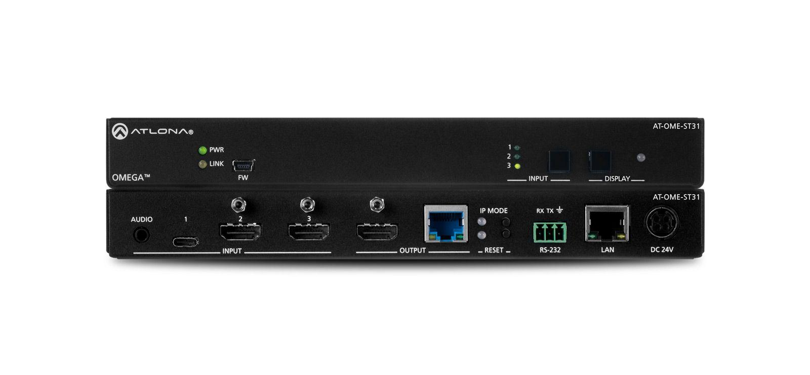 HDMI & USB-C Switcher