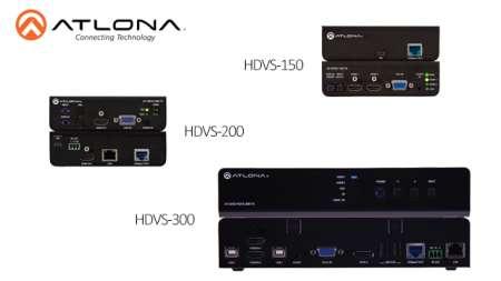 Atlona HDVS series