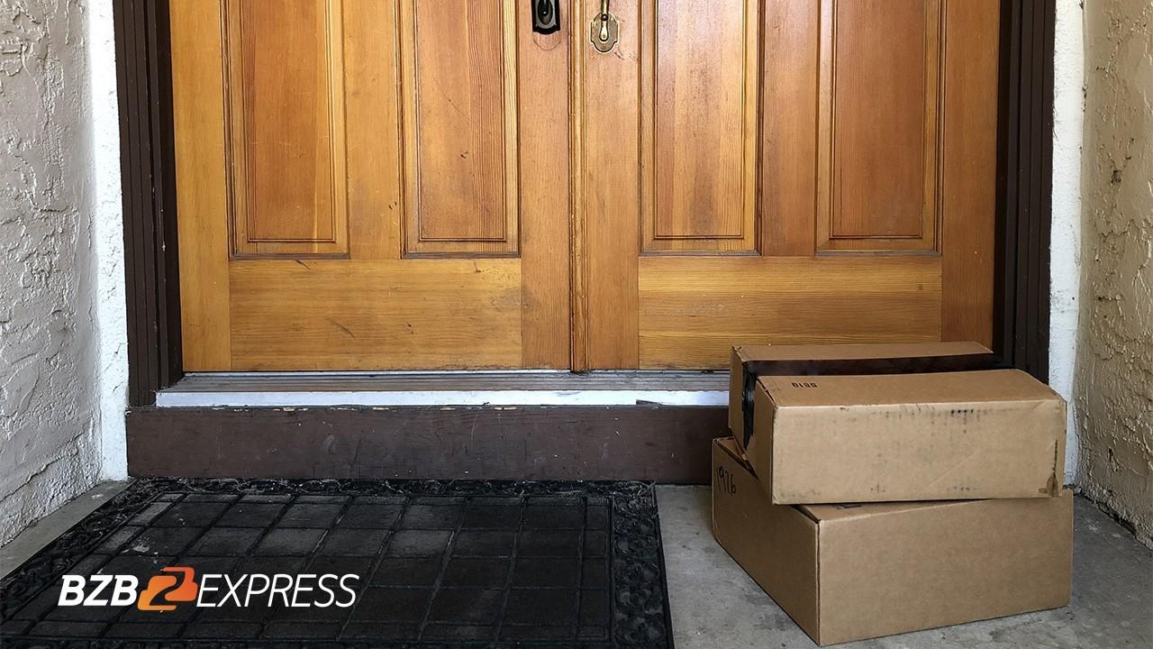 avoid stolen packages doorstep