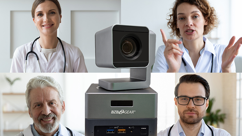 All-in-one video conferencing system