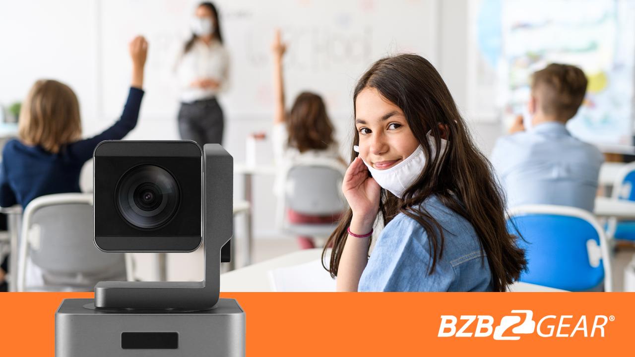 PTZ Cameras for Virtual Classrooms