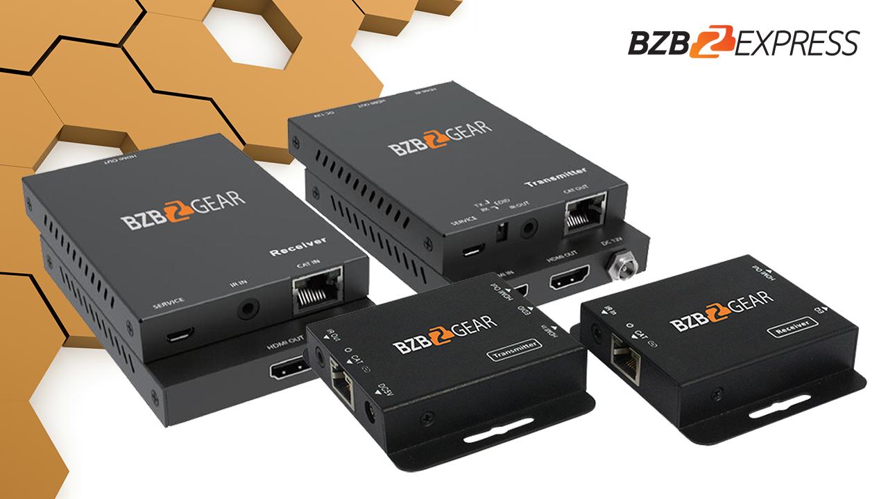 HDMI extenders