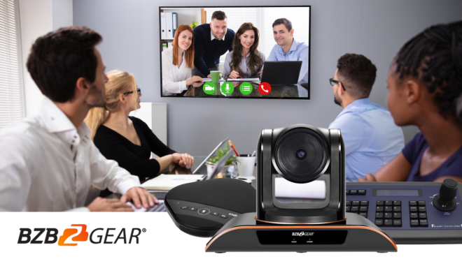 Live Stream and Video Conference
