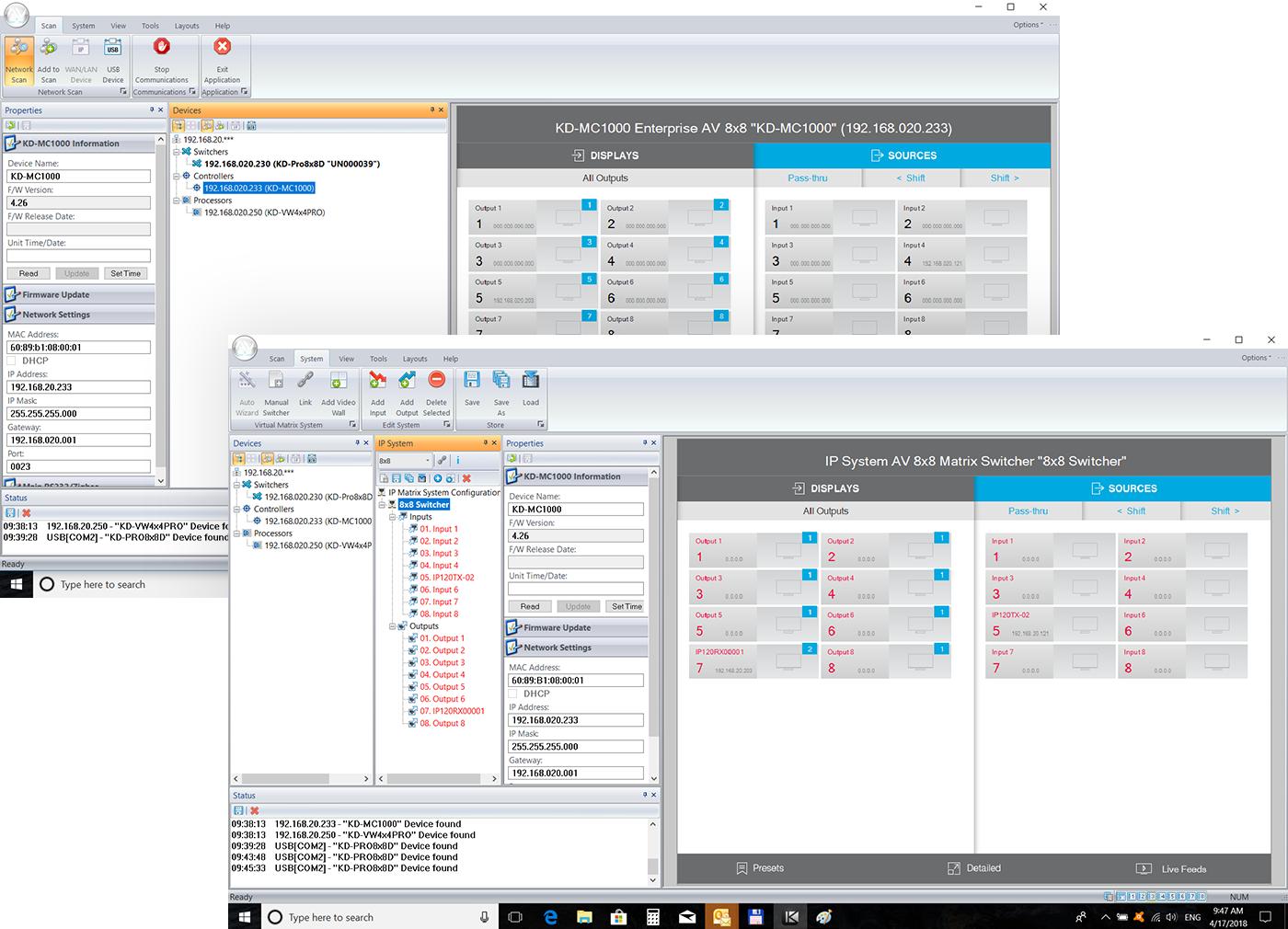 Enterprise AV over IP