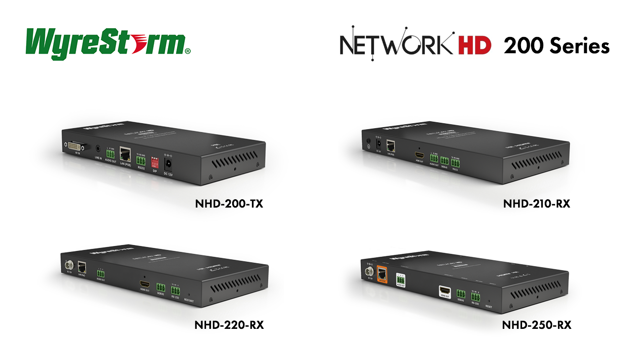 NetworkHD AV over IP