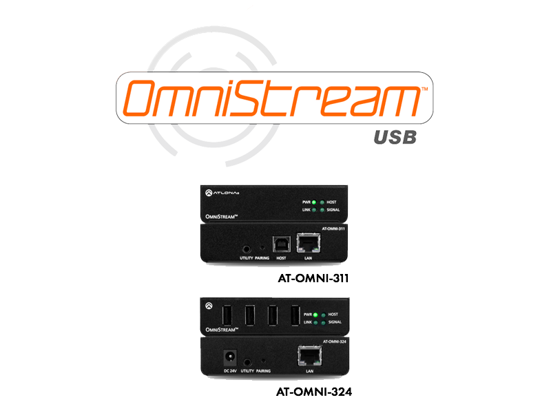 OmniStream AV over IP