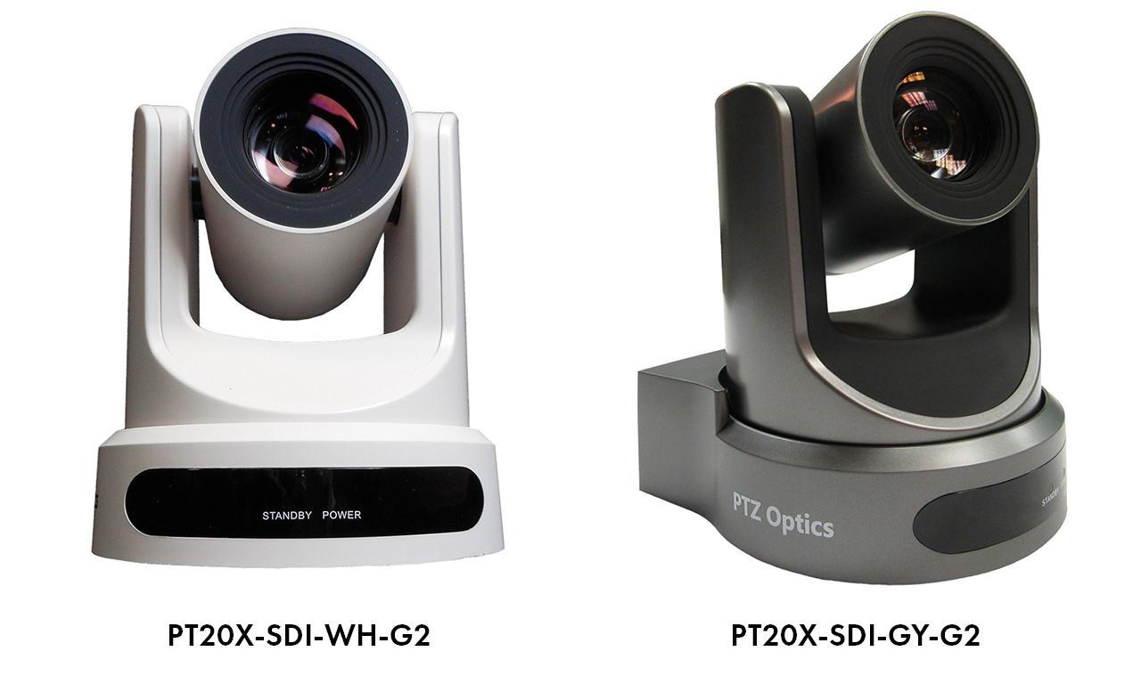 20X-SDI Live Streaming Cameras
