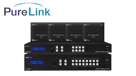Purelink HTX Series Matrix Switchers