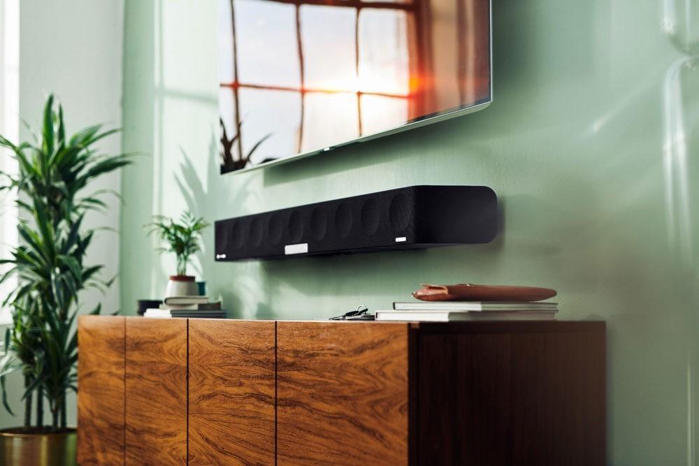 home audio video sennheiser ambeo soundbar
