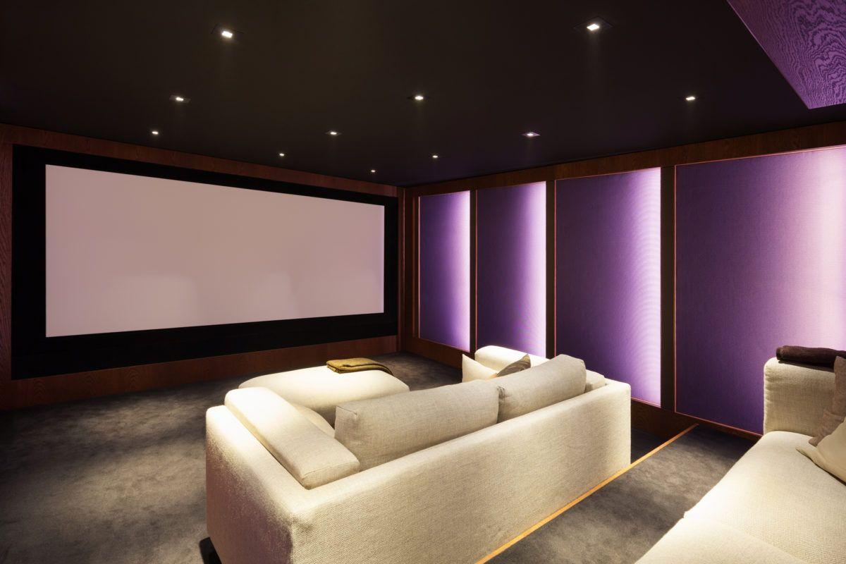 Design A Dream Home Theater Setup