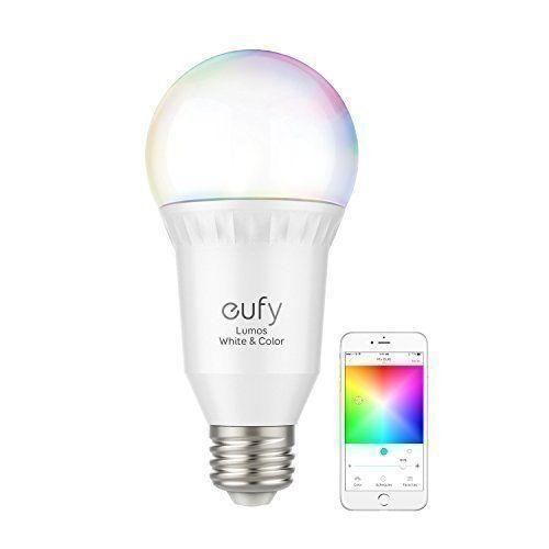 holiday tech gifts eufy light bulb