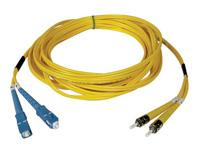 Singlemode Fiber Connection Cables