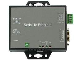 A-NeuVideo EP-132 External Serial To Ethernet Converter