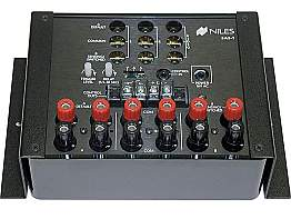 Niles SAS-1 Combo Speaker Level A-B Switcher w/Composite Video-Triggered