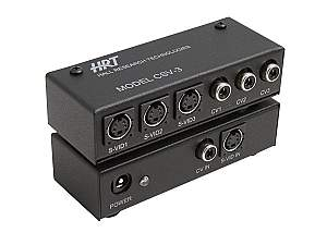 Hall Research CSV-3 CSV-3 S-Video and Composite Video Splitter