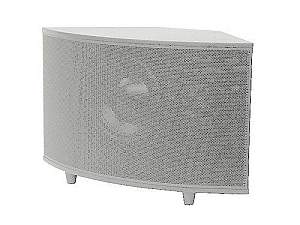 Soundtube SM1001p-WH HIGH-POWERED SURFACE-MOUNT SUBWOOFER/42 Hz-110 Hz/White