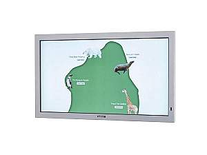 SunBriteTV DS-5507TSL S 55in Touch Screen HD  TV/Monitor Marquee Series Silver